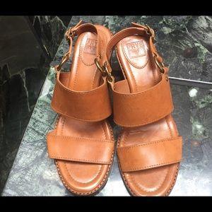 Frye Brielle Harness Sandals size 7.5